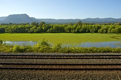 Het Landschap van Oregon Stock Fotografie