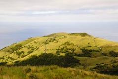 Het landschap van Pastrue, Sao Jorge Royalty-vrije Stock Foto's