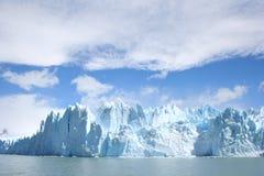 Het Landschap van Patagonië, zuiden van Argentinië royalty-vrije stock afbeeldingen