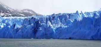 Het Landschap van Patagonië, zuiden van Argentinië royalty-vrije stock foto