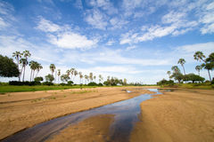 Het landschap van Ruaha Royalty-vrije Stock Foto's