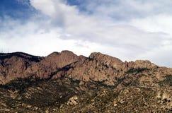 Het Landschap van Sandia royalty-vrije stock fotografie