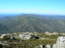 Het landschap van Sardinige Royalty-vrije Stock Foto's