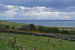 Het landschap van Schotland Stock Afbeelding