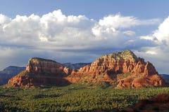Het landschap van Sedona Royalty-vrije Stock Foto