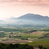 Het landschap van Sicilië stock afbeelding