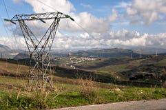 Het Landschap van Sicilië Royalty-vrije Stock Fotografie