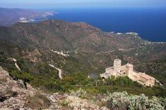 Het landschap van Spanje Royalty-vrije Stock Afbeelding