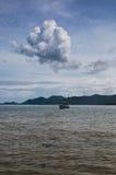 Het landschap van Thailand royalty-vrije stock fotografie
