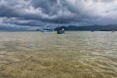 Het landschap van Thailand stock foto's