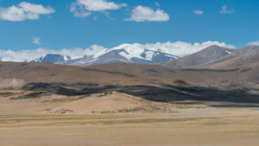 Het landschap van Tibet Royalty-vrije Stock Fotografie