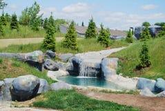 Het Landschap van Toronto Royalty-vrije Stock Afbeeldingen