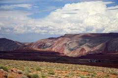 Het Landschap van Utah Stock Afbeeldingen