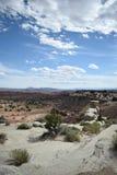 Het landschap van Utah royalty-vrije stock foto's
