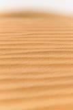 Het landschap van woestijnpatronen Stock Afbeeldingen