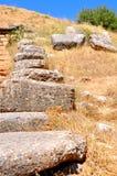 Het landschapsmening van de steen Stock Afbeelding