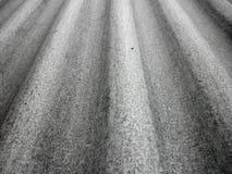 Het langzaam verdwenen detail van metaalkrommen Stock Afbeelding