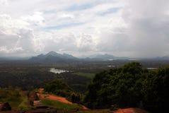 Het lankan landschap van Sri royalty-vrije stock fotografie