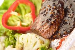 Het lapje vlees Stock Foto