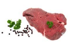 Het Lapje vlees van de filet Stock Afbeelding