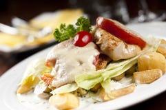 Het lapje vlees van de kip Royalty-vrije Stock Foto