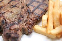 Het lapje vlees van de rib Royalty-vrije Stock Afbeelding