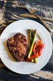 Het lapje vlees van de rundvleesklem stock afbeeldingen