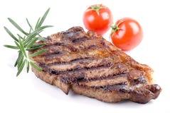 Het Lapje vlees van de strook stock fotografie
