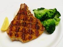 Het Lapje vlees van de Tonijn van de zalmforel Royalty-vrije Stock Fotografie