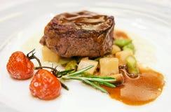 Het lapje vlees van het haasbiefstuk Royalty-vrije Stock Fotografie