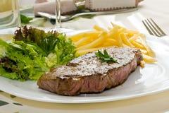 Het lapje vlees van het rundvlees Royalty-vrije Stock Fotografie