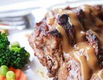 Het lapje vlees van het rundvlees Stock Afbeeldingen
