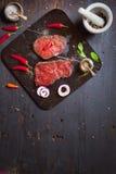 Het lapje vlees van het rundvlees Royalty-vrije Stock Afbeeldingen