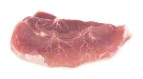 Het lapje vlees van het varkensvlees Stock Afbeelding