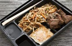 Het lapje vlees van Wafu stock foto's