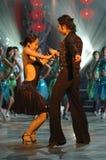 Het Latijnse dans-2007 Jiangxi Feest van het de Lentefestival Royalty-vrije Stock Fotografie