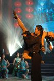 Het Latijnse dans-2007 Jiangxi Feest van het de Lentefestival Stock Fotografie