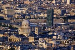 Het Latijnse kwart van Parijs Stock Fotografie