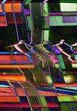 Het lawaai van TV Stock Foto