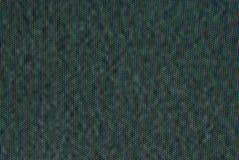 Het lawaai van TV met moiréeffect Stock Foto
