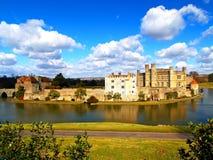 Het Leeds kasteel Stock Fotografie