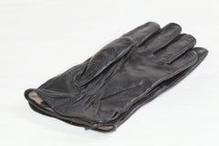 Het leer van handschoenen. Royalty-vrije Stock Foto