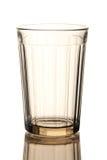 De beker van het glas. Royalty-vrije Stock Afbeelding