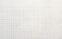 De achtergrond van het millimeterpapier royalty-vrije stock fotografie