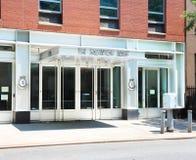 Het Leger des Heilsgebouw in NY. Royalty-vrije Stock Afbeelding
