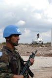 Het Leger van de V.N. Stock Foto's
