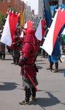 Het leger van samoeraien Royalty-vrije Stock Afbeelding