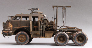 Het Legerm26 tractor van de V.S. Stock Fotografie