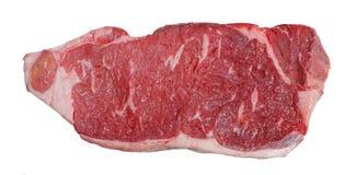Het lendestukLapje vlees van de strook Stock Afbeeldingen