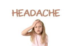 hoofdpijn engels